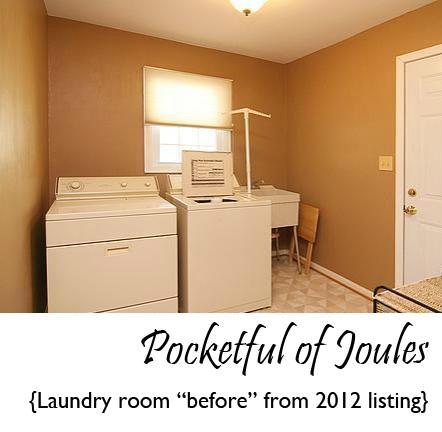 Laundry room - 2012