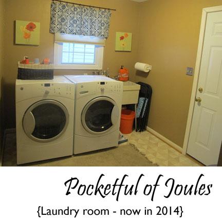 laundry room - 2014