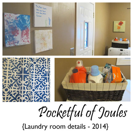 laundry room details - 2014