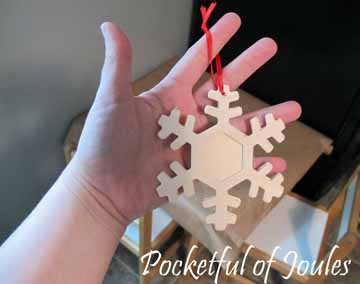 snowflake project - bare snowflake