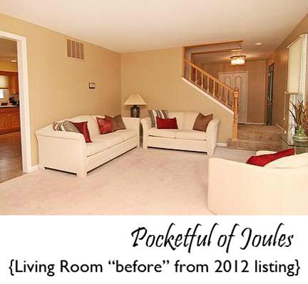 Living Room - 2012