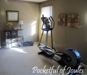 exercise and tools corner