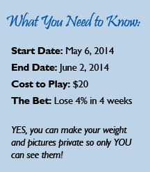 DietBet - need to know