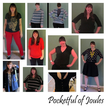 Pocketful of Joules - 7 months of Stitch Fix