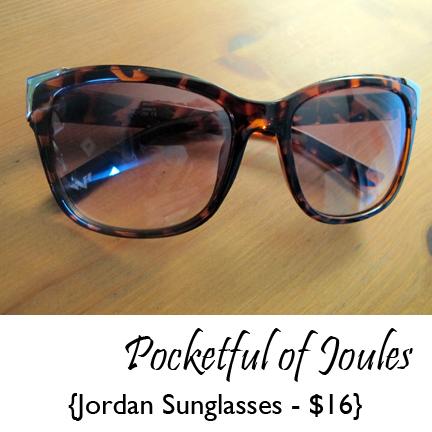 Wantable Jordan sunglasses - Joule