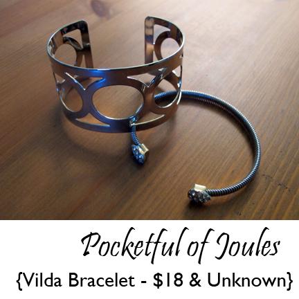 Wantable vilda bracelet - Joules