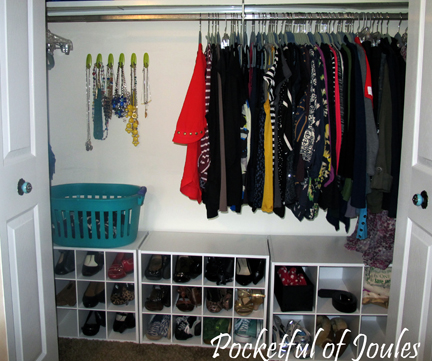 after closet