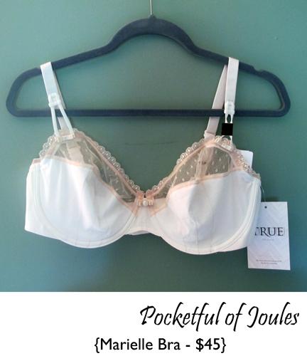 Marielle bra - Pocketful of Joules