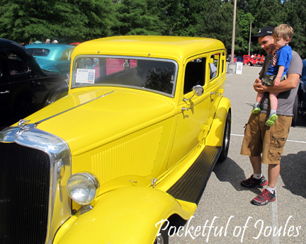 car show - t and jack