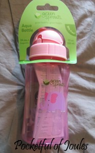 green sprouts aqua bottle - Pocketful of Joules