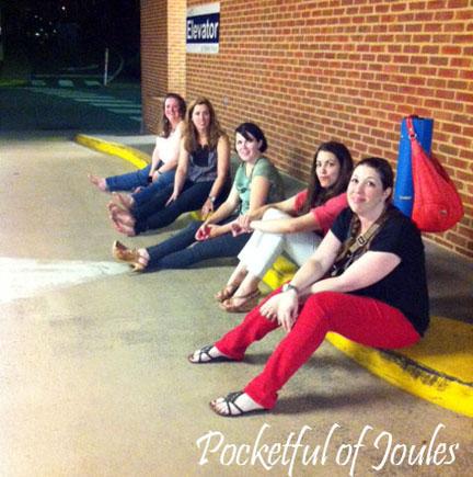 2am at the Parking Garage