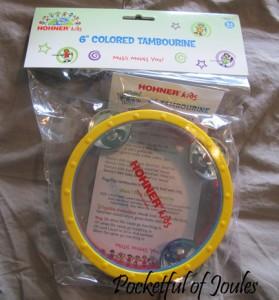 tambourine - Pocketful of Joules