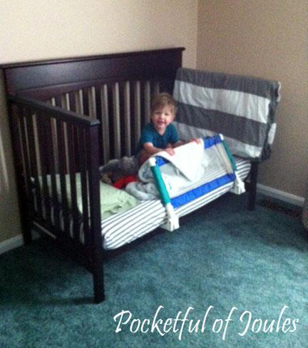 crib morning