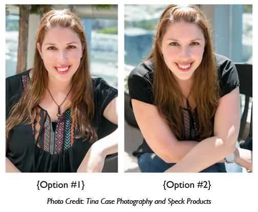 headshot options #tinacasephotography #ReSPECKed