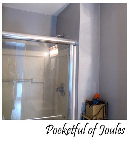 bathroom - new paint