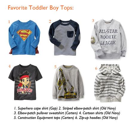 favorite toddler boy tops