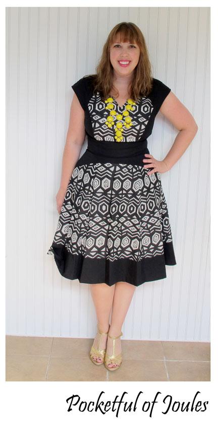 eShakti dress - Pocketful of Joules 2