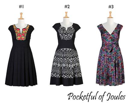 eShakti dress choices