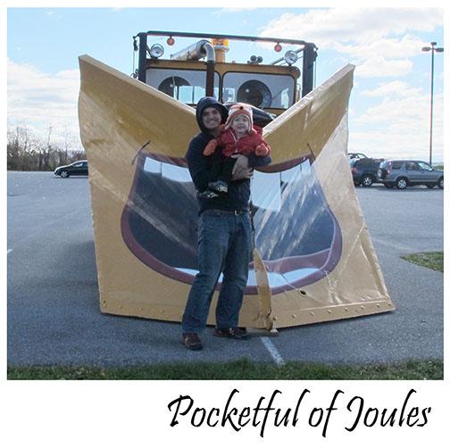 Joules - happy truck