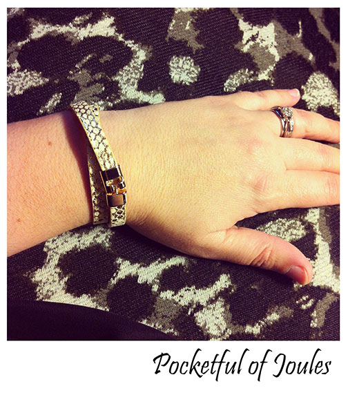 Leighelana bracelet - Pocketful of Joules