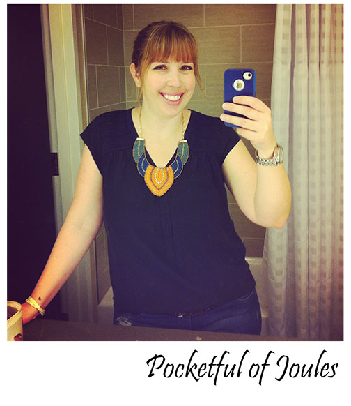 Luxe Apothetique necklace - Pocketful of Joules
