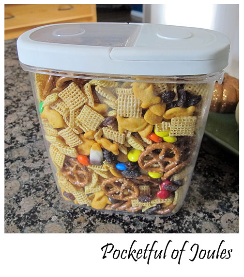 Pocketful of Joules - snack mix