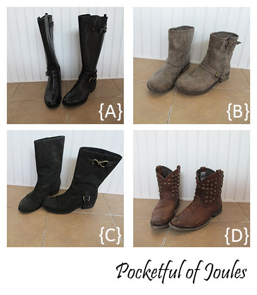 boots - Pocketful of Joules