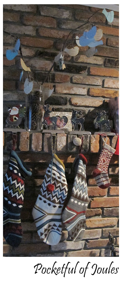 Christmas Decor - stockings
