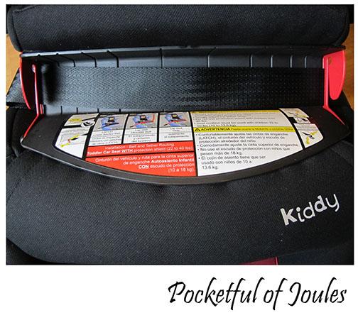 Kiddy World Plus car seat - 3
