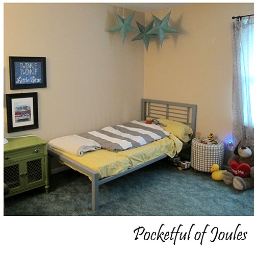 Pocketful of Joules - big boy bed