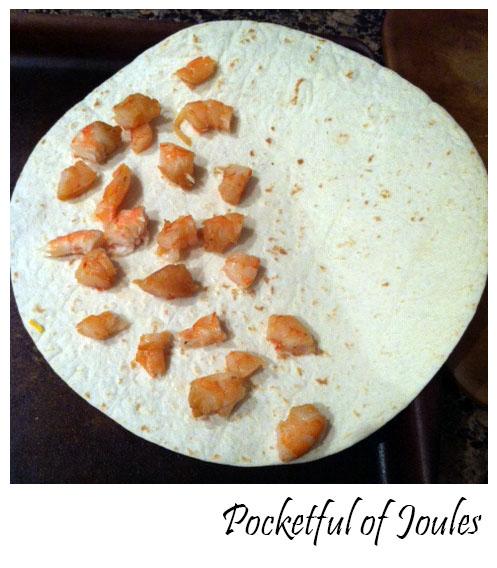 Quickie Quesadillas - pic 1