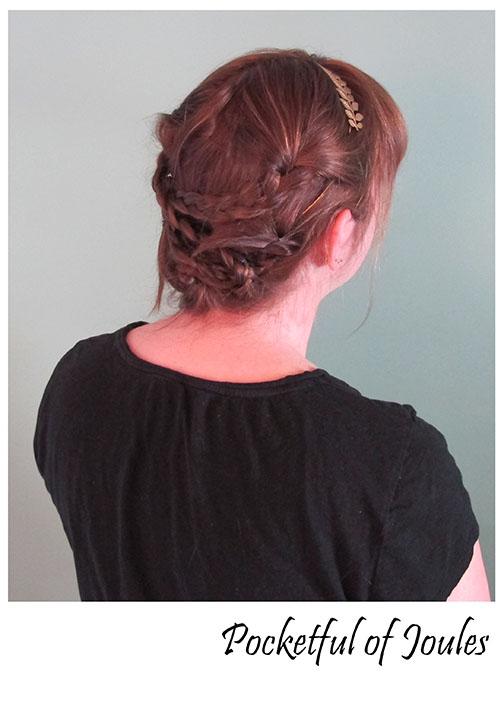 Pinterest hair - after