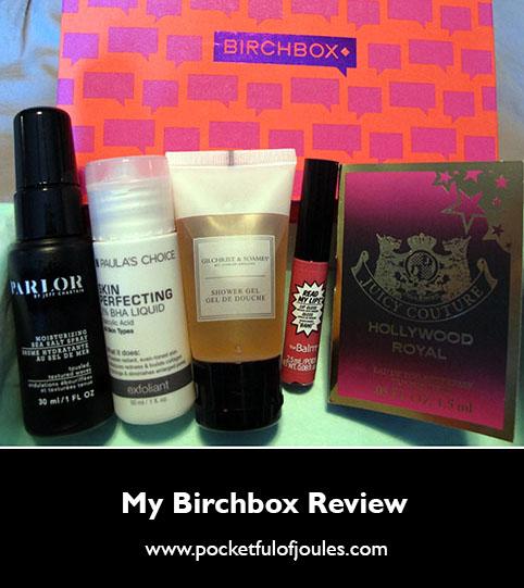 birchbox review