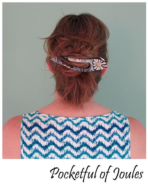 Buns - hairclip style
