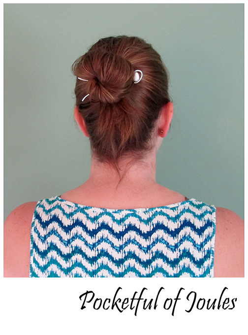 Buns - hairpin style