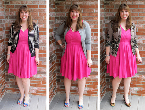 Joules - restyling dress - sweaters