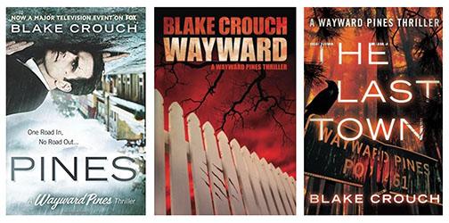 Wayward Pines books