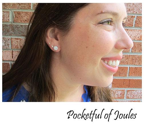 Anjolee earrings review 2 - Pocketful of Joules
