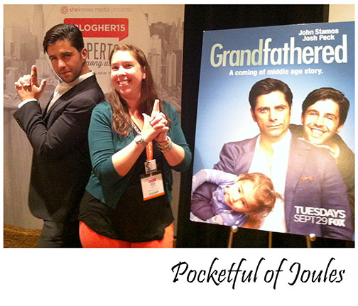BlogHer 15 - Josh Peck
