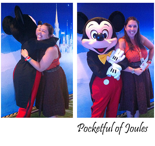 Blogher15 - Mickey Mouse