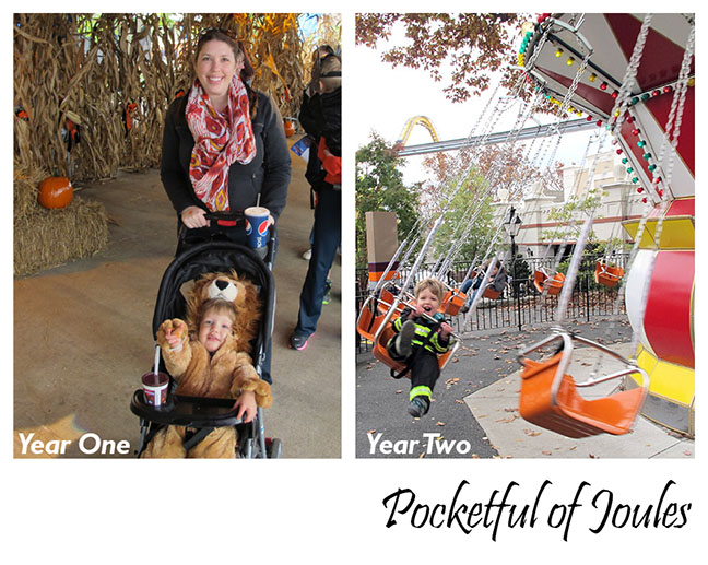 Hersheypark in the Dark - Pocketful of Joules