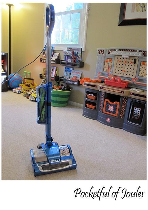 Shark vacuum 1