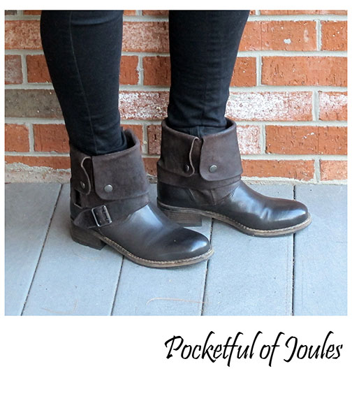 Pocketful of Joules - boots