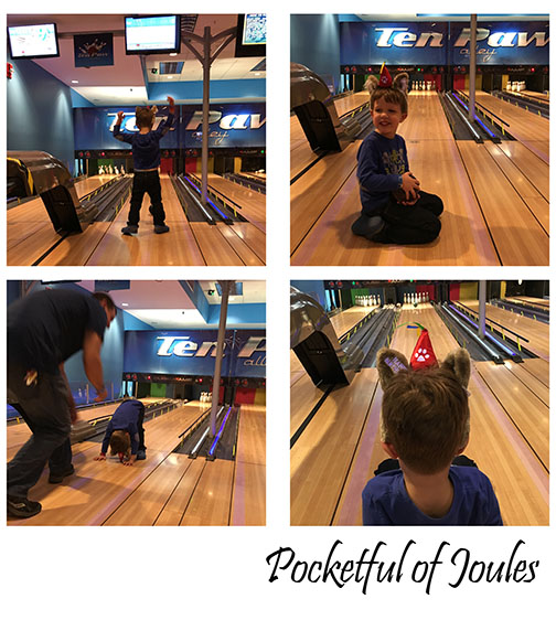 Bowling - Great Wolf Lodge - Pocketful of Joules