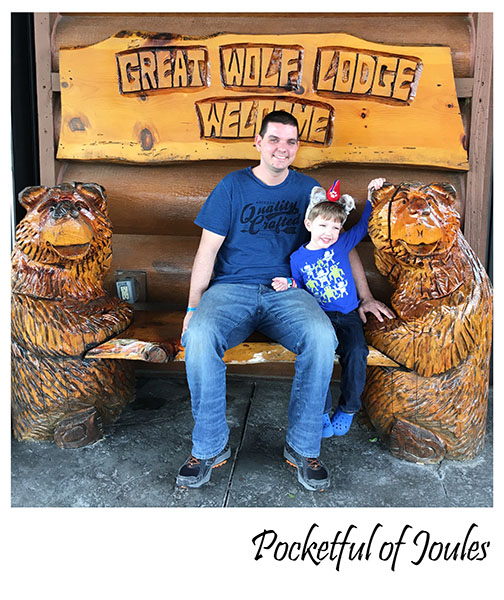 Great Wolf Lodge 1 - Pocketful of Joules