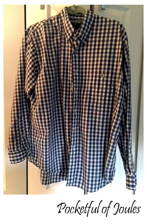 Thrift Store Haul - shirt