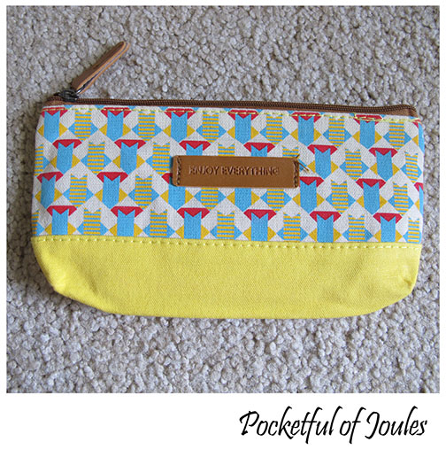 March Peaches and Petals box review 3 - Pocketful of Joules