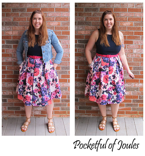 Outfit 1 - Trunk Club review - Pocketful of Joules