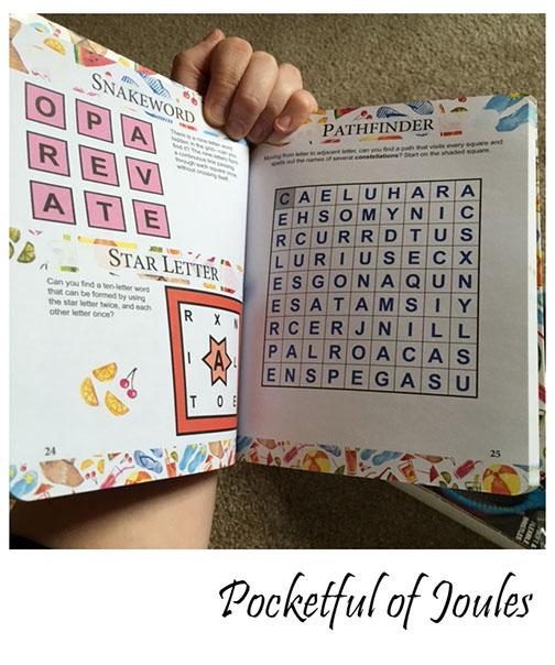 Games book - Peaches and Petals