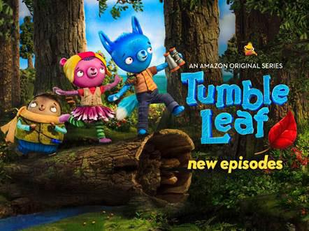 Tumble leaf - 1